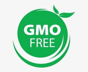 gmo free (genetically modified organic)