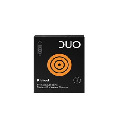 Duo Ribbed 3τμχ