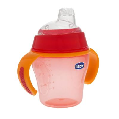 Chicco Soft Cup 6m+ Beginning 200ml