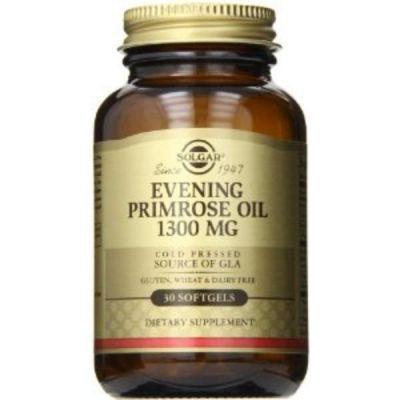 Solgar Evening Primrose Oil 1300mg 30 Μαλακές Κάψουλες