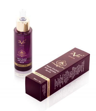 Versace V19.69 Black Orchid Anti-Wrinkle Serum 30ml