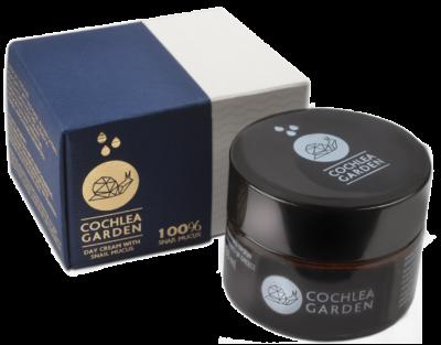 Cochlea Garden Kρέμα Ημέρας (Προσώπου Ματιών) Για Κανονικές-Ξηρές Επιδερμίδες 30ml