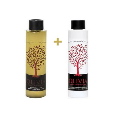 Olivia Gift Set Shampoo Colored Hair 300ml + Conditioner 300ml