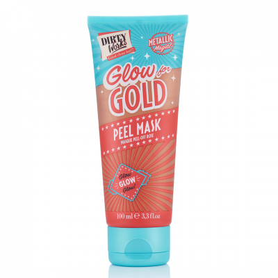 Dirty Works Glow for gold Peel Off Mask 100ml