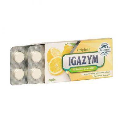 Igazym Original Λεμόνι 20 παστίλιες