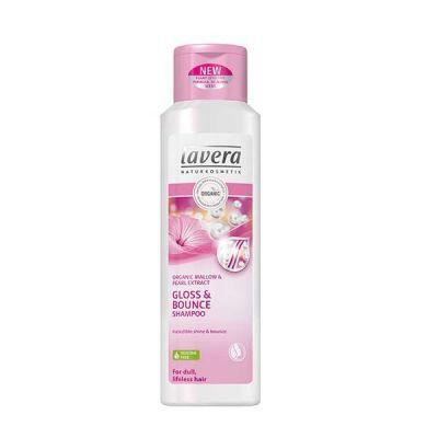Lavera Hair PRO Σαμπουάν Για Λάμψη Και Ζωντάνια Με Βιολογική Μολόχα Και Εκχύλισμα Πέρλας 250ml