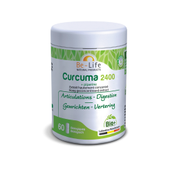 Be-Life Curcuma Magnum 3200mg + piperine 60caps