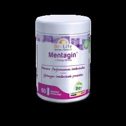 Be-Life Mentagin + Ginkgo Biloba 60caps