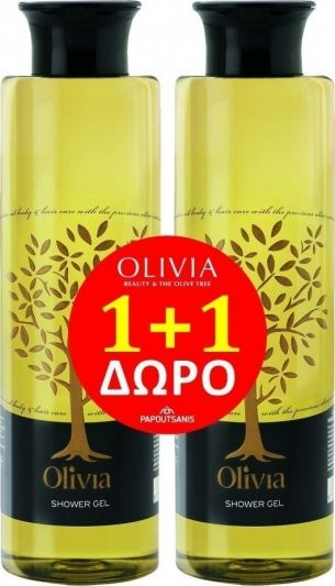 Olivia Gift Set Shower Gel 2x300ml