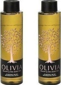 Olivia Σαμπουάν Για Λιπαρά Μαλλιά 1+1 300ml