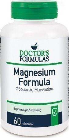 Doctor's Formula Magnesium Formula 60 Κάψουλες