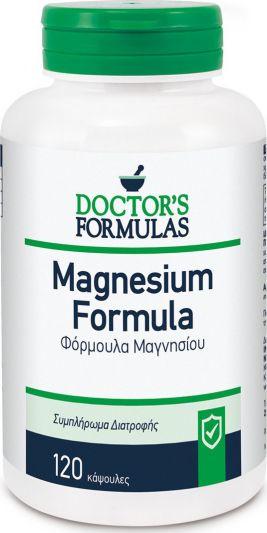 Doctor's Formula Magnesium Formula 120 Κάψουλες