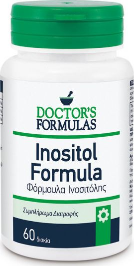Doctor's Formulas Inositol 60 Δισκία