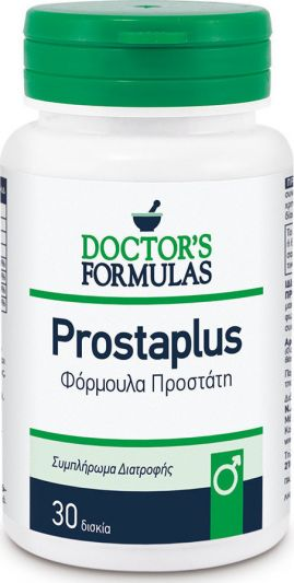 Doctor's Formula Prostaplus 30 Δισκία