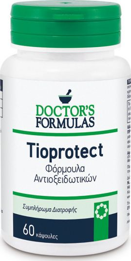 Doctor's Formula Tioprotect 60 Κάψουλες