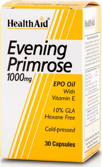 Health Aid Evening Primrose Oil 1000mg 30tabs