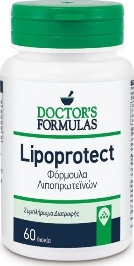 Doctor's Formula Lipoprotect 60 Δισκία