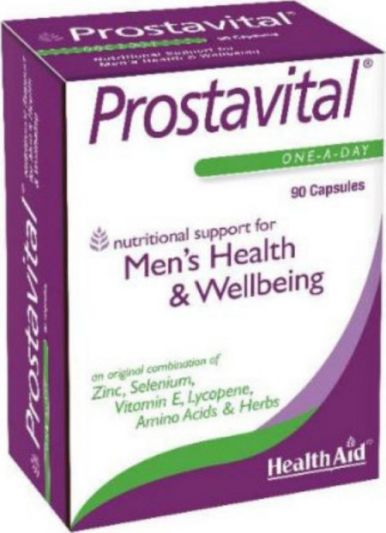 Health Aid Prostavital 90 Κάψουλες