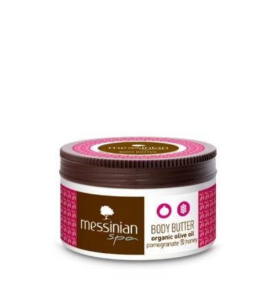 Messinian Spa Body Butter Ρόδι & Μέλι 250ml