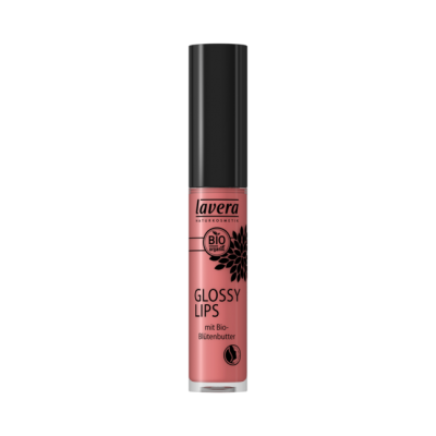 Lavera Trend Sensitiv Lipgloss No 8 - Rosy Sorbet 08- 6.5ml