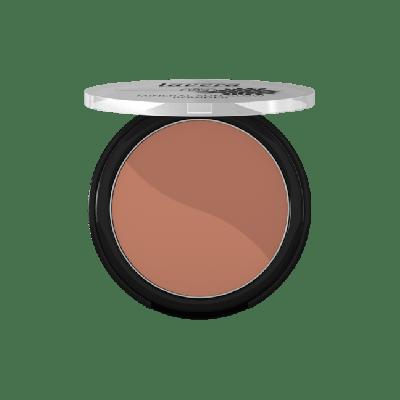 Lavera Trend Sensitiv Mineral Sun Glow Powder Διπλή Πούδρα Μπρονζέ Με Ορυκτά N2 -Sunset Kiss- 9g