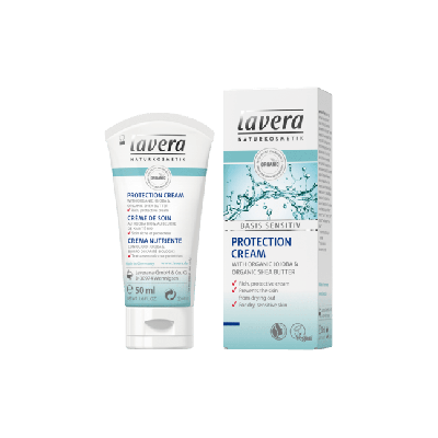 Lavera  Basis Sensitiv Ενισχυμένη Κρέμα Προσώπου 50ml