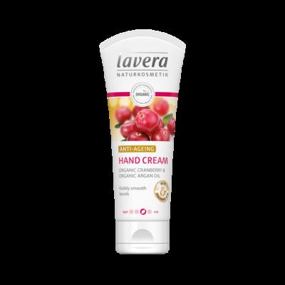 Lavera Body & Wellness Αντιγηραντική Κρέμα Χεριών 75ml