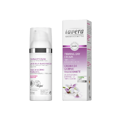 Lavera Facial Care Συσφιχτική Κρέμα Ημέρας Με Έλαιο Karanja Και Βιολογικό Άσπρο Τσάι 50ml