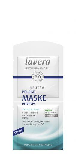 Lavera Neutral Ενισχυμένη Μάσκα Προσώπου 10ml