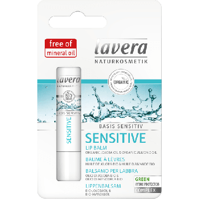 Lavera Basis Sensitiv Lip Balm 4,5 gr