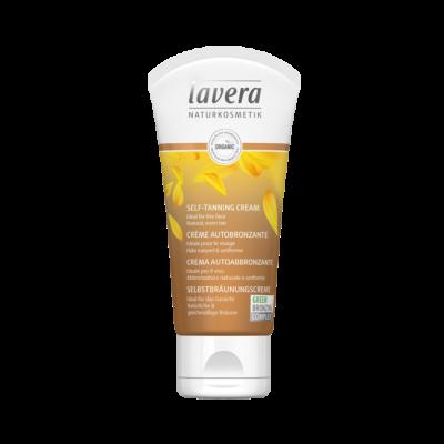 Lavera Self-Tanning Face Cream Κρέμα Αυτομαυρίσματος Για Το Πρόσωπο 50ml