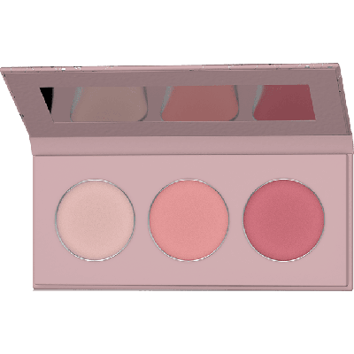 Lavera Colour Cosmetics Mineral Blush Selection -Rosy Spring 01- Limited Edition