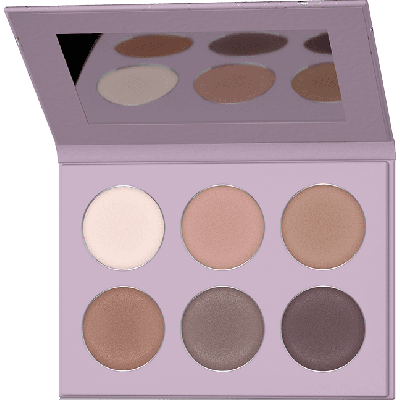Lavera Colour Cosmetics Mineral Eyeshadow Selection -Blooming Nude 01- Limited Edition