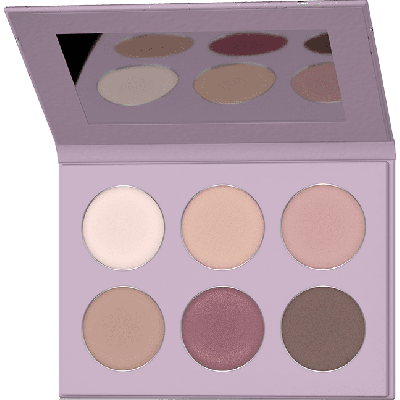 Lavera Colour Cosmetics Mineral Eyeshadow Selection -Blooming Pastel 02- Limited Edition