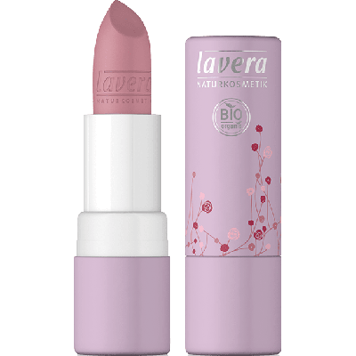 Lavera Colour Cosmetics Natural Lip Colours -Rosy Pastel 01- Limited Edition 4,5 g