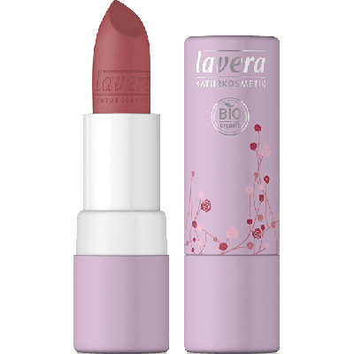 Lavera Colour Cosmetics Natural Lip Colours -Pink Pastel 02- Limited Edition 4,5 g