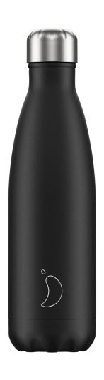 Chilly's Matte Edition Black 500ml
