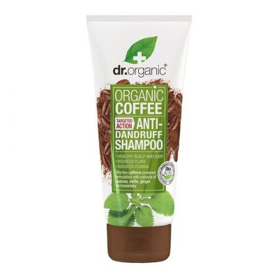 Dr.Organic Coffee Anti-Dandruff Shampoo 200ml