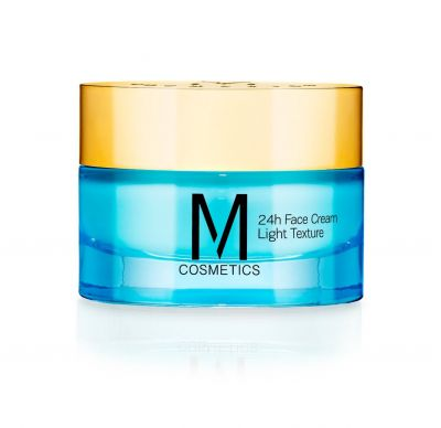 M Cosmetics Κρέμα για το Πρόσωπο με Ελαφριά Υφή 50ml