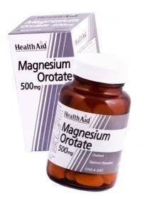 Health Aid Magnesium Οrotate 500mg 30 tablets