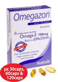 Health Aid Omegazon 60 caps