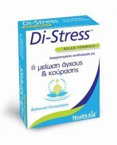 Health Aid Di-Stress 30 tabletes