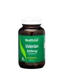 Health Aid Valerian 320mg 60 tabletes