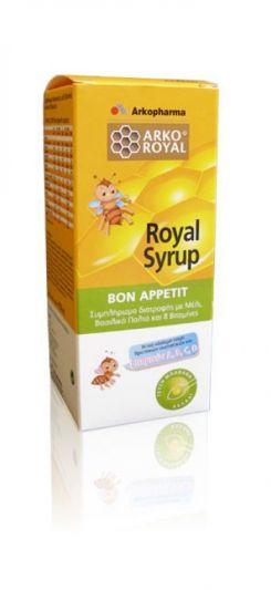 Arkopharma Royal Syrup Bon Appetit 150ml