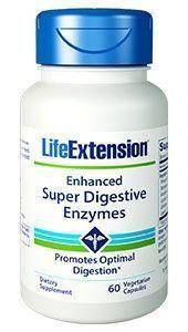 LifeExtension Enhanced Super Digestive Enzymes 60 Κάψουλες