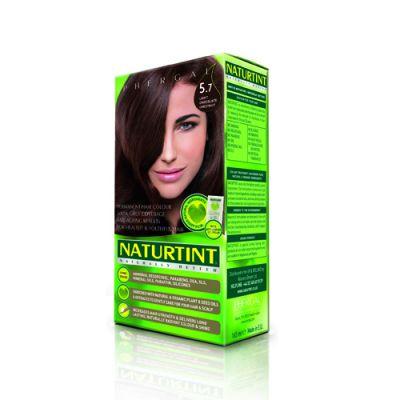 Naturtint Φυτική βαφή μαλλιών - 5.7 Ανοιχτό καστανό σοκολά 1 Τεμ