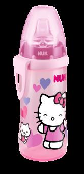 Nuk Παγουράκι Active Cup Hello Kitty 300ml