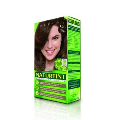 Naturtint Φυτική βαφή μαλλιών - 5G Καστανό ανοιχτό χρυσαφί 1 Τεμ