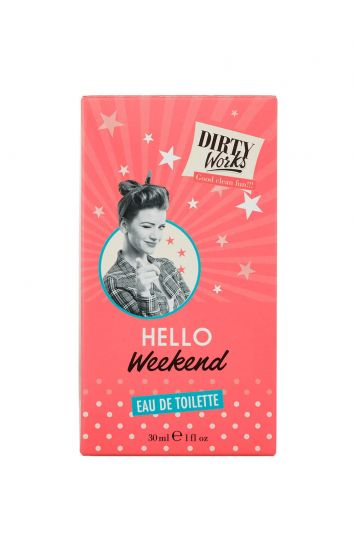 Dirty Works Hello Weekend Eau De Toilette 30ml