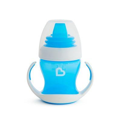 Munchkin Κύπελλο Miracle 360 Deco Sippy Cup 4m+ Μπλε 118ml